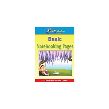 Knowledge Box Central Basic Notebooking Pages Art & Music Workbook, Preschool - Grade 12 [eBook]