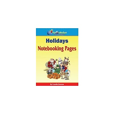 Knowledge Box Central Holidays Notebooking Pages Social Studies Workbook, Kindergarten - Grade 6 [eBook]