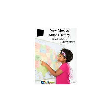 Knowledge Box Central New Mexico State History In A Nutshell Social Studies Workbook, Kindergarten - Grade 8 [eBook]