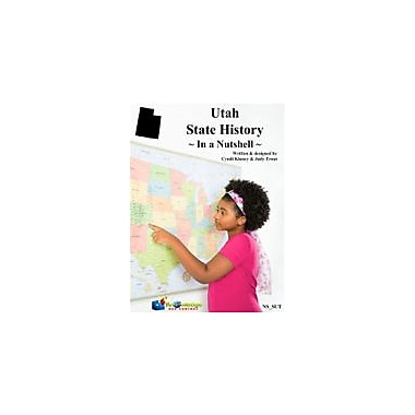 Knowledge Box Central Utah State History In A Nutshell Social Studies Workbook, Kindergarten - Grade 8 [eBook]