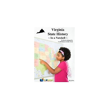 Knowledge Box Central Virginia State History In A Nutshell Social Studies Workbook, Kindergarten - Grade 8 [eBook]