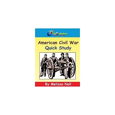 Knowledge Box Central American Civil War Quick Study History Workbook, Kindergarten - Grade 8 [eBook]