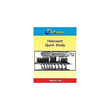 Knowledge Box Central The Holocaust Quick Study History Workbook, Kindergarten - Grade 8 [eBook]