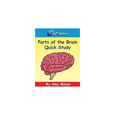 Knowledge Box Central Parts of the Brain Quick Study Science Workbook, Kindergarten - Grade 8 [eBook]