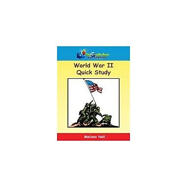 Knowledge Box Central World War Ii Quick Study History Workbook, Kindergarten - Grade 8 [eBook]