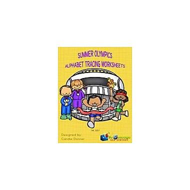 Knowledge Box Central Summer Olympics Alphabet Tracing Worksheets Physical Education Workbook, Preschool - Kindergarten [eBook]
