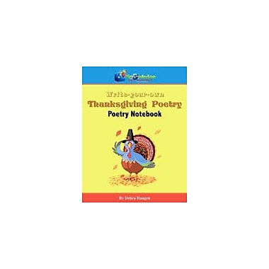 Knowledge Box Central Write-Your-Own Thanksgiving Poetry Reading & Writing Workbook, Kindergarten - Grade 8 [eBook]