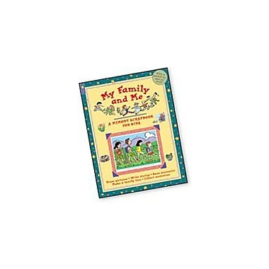 Kids Can Press My Family and Me, A Memory Scrapbook For Kids Language Arts Workbook, Grade 2 - Grade 4 [eBook]