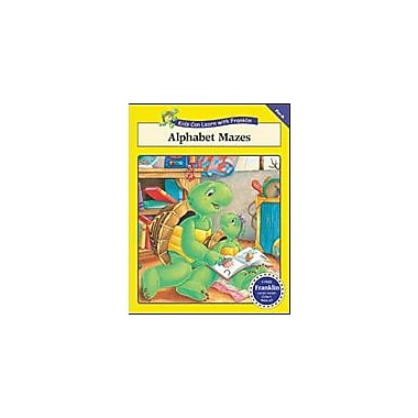 Kids Can Press Alphabet Mazes Language Arts Workbook, Preschool - Kindergarten [eBook]