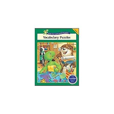 Kids Can Press Vocabulary Puzzles Language Arts Workbook, Grade 1 [eBook]
