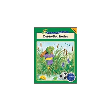 Kids Can Press Dot-To-Dot Stories Language Arts Workbook, Grade 1 [eBook]
