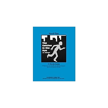 Learning Links/Novel-Ties The Catcher In the Rye: A Novel-Ties Study Guide Workbook, Grade 9 - Grade 11 [Enhanced eBook]