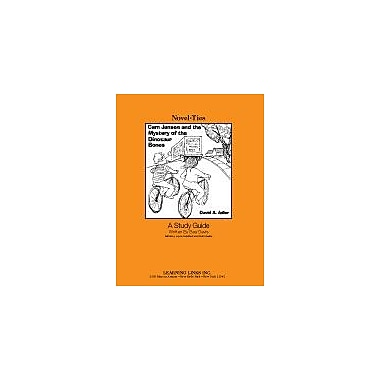 Learning Links/Novel-Ties Cam Jansen and the Mystery of the Dinosaur Bones: A Novel-Ties Study Guide Workbook [eBook]