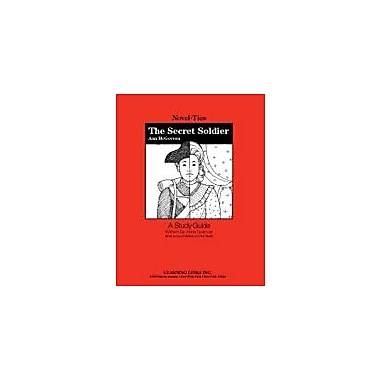 Learning Links/Novel-Ties The Secret Soldier: A Novel-Tie Study Guide Language Arts Workbook, Grade 2 - Grade 5 [Enhanced eBook]