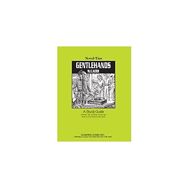 Learning Links/Novel-Ties Gentlehands: A Novel-Ties Study Guide Language Arts Workbook, Grade 5 - Grade 9 [eBook]