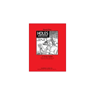 Learning Links/Novel-Ties Holes: A Novel-Ties Study Guide Language Arts Workbook, Grade 5 - Grade 9 [eBook]
