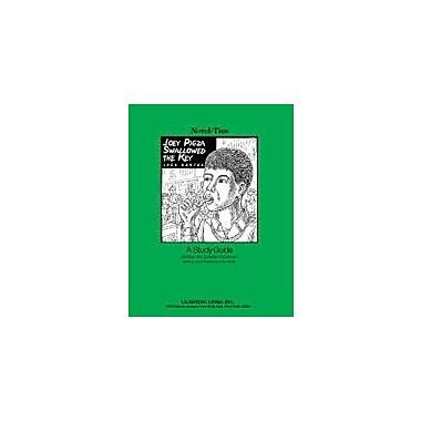 Learning Links/Novel-Ties Joey Pigza Swallowed the Key: A Novel-Ties Study Guide Workbook, Grade 4 - Grade 7 [Enhanced eBook]