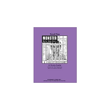 Learning Links/Novel-Ties Monster: A Novel-Ties Study Guide Language Arts Workbook, Grade 7 - Grade 12 [eBook]