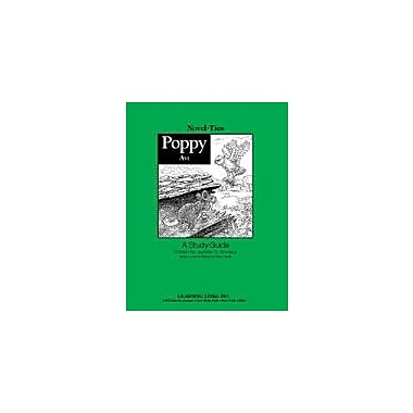 Learning Links/Novel-Ties Poppy: A Novel-Ties Study Guide Language Arts Workbook, Grade 4 - Grade 7 [eBook]