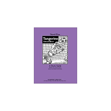 Learning Links/Novel-Ties Tangerine: A Novel-Ties Study Guide Language Arts Workbook, Grade 7 - Grade 12 [eBook]
