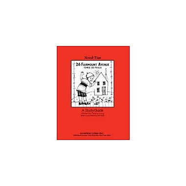 Learning Links/Novel-Ties 26 Fairmount Avenue: A Novel-Ties Study Guide Language Arts Workbook, Grade 2 - Grade 5 [eBook]