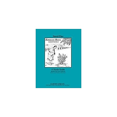 Learning Links/Novel-Ties Esperanza Rising: A Novel-Ties Study Guide Language Arts Workbook, Grade 4 - Grade 8 [Enhanced eBook]