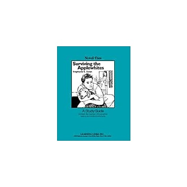 Learning Links/Novel-Ties Surviving the Applewhites: A Novel-Ties Study Guide Workbook, Grade 4 - Grade 7 [Enhanced eBook]
