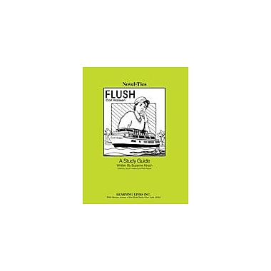 Learning Links/Novel-Ties Flush: A Novel-Ties Study Guide Language Arts Workbook, Grade 5 - Grade 9 [eBook]