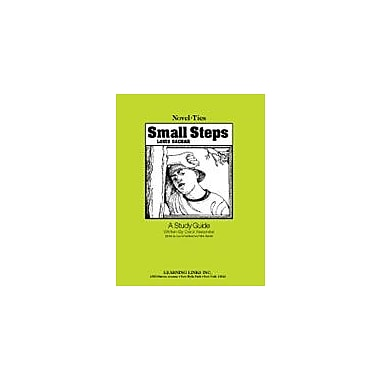 Learning Links/Novel-Ties Small Steps: A Novel-Ties Study Guide Language Arts Workbook, Grade 5 - Grade 8 [Enhanced eBook]