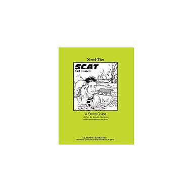 Learning Links/Novel-Ties Scat: A Novel-Ties Study Guide Language Arts Workbook, Grade 5 - Grade 9 [Enhanced eBook]