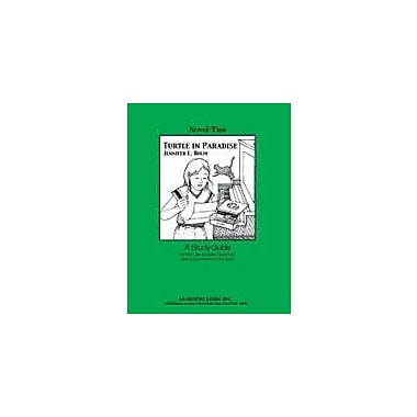 Learning Links/Novel-Ties Turtle In Paradise: A Novel-Ties Study Guide Workbook, Grade 3 - Grade 6 [Enhanced eBook]