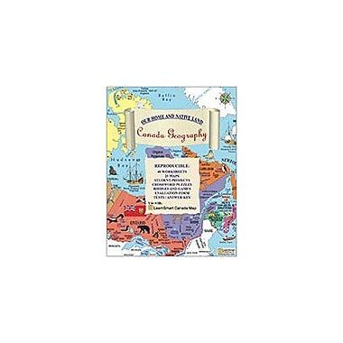 LearnSmart Publishing Canada Geography (English) Social Studies Workbook, Grade 3 - Grade 7 [eBook]