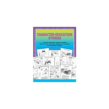 Marco Products Inc. Character Education Stories Character & Social Skills Workbook, Grade 1 - Grade 5 [eBook]