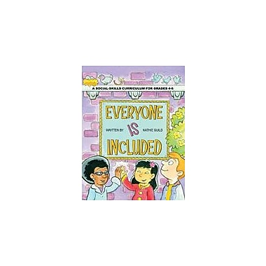 Marco Products Inc. Everyone Is Included Character & Social Skills Workbook, Grade 4 - Grade 6 [eBook]