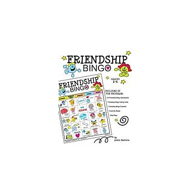 Marco Products Inc. Friendship Bingo Character & Social Skills Workbook, Grade 2 - Grade 5 [eBook]