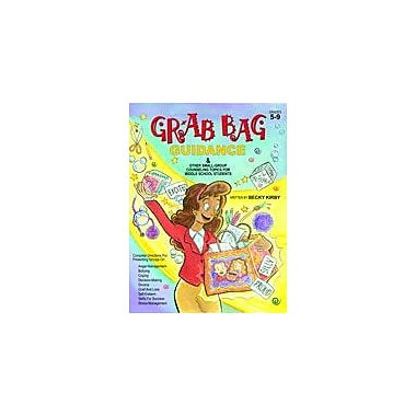 Marco Products Inc. Grab Bag Guidance Character & Social Skills Workbook, Grade 5 - Grade 9 [eBook]