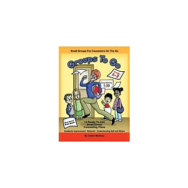 Marco Products Inc. Groups to Go For Grades K-3 Character & Social Skills Workbook, Kindergarten - Grade 3 [eBook]