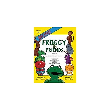 Marco Products Inc. More Froggy and Friends Character & Social Skills Workbook, Kindergarten - Grade 3 [eBook]