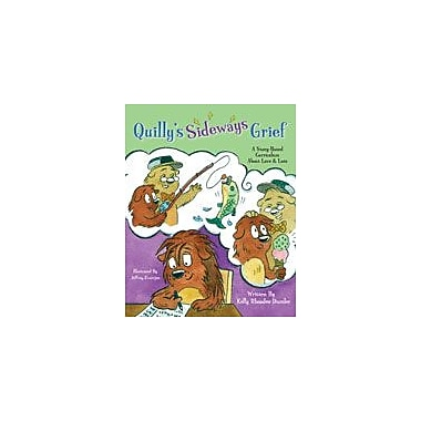 Marco Products Inc. Quilly's Sideways Grief Character & Social Skills Workbook, Kindergarten - Grade 4 [eBook]
