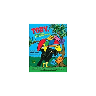 Marco Products Inc. Toby, the Terrific Test-Taking Toucan Character ...