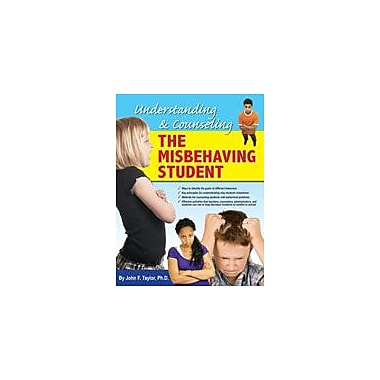 Marco Products Inc. Understanding and Counseling the Misbehaving Student Workbook, Kindergarten - Grade 12 [eBook]