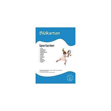 Miamaus Verlag Publishing German Flashcards: Sports Language Arts Workbook, Grade 1 - Grade 6 [eBook]