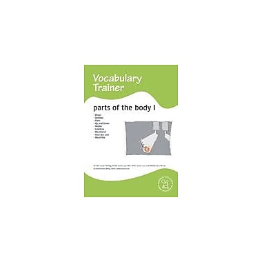 Miamaus Verlag Publishing English Vocabulary Trainer: Parts of the Body I Language Arts Workbook, Preschool - Grade 3 [eBook]