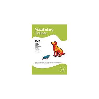Miamaus Verlag Publishing English Vocabulary Trainer: Pets Language Arts Workbook, Preschool - Grade 3 [eBook]