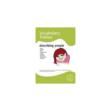 Miamaus Verlag Publishing English Vocabulary Trainer: Describing People Language Arts Workbook, Preschool - Grade 3 [eBook]