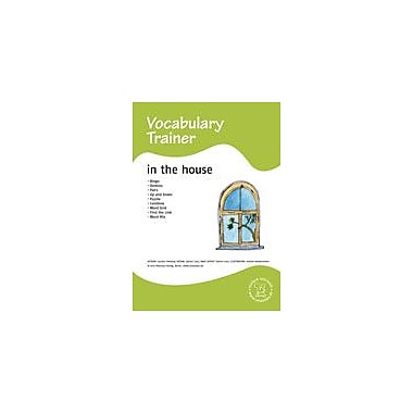 Miamaus Verlag Publishing English Vocabulary Trainer: In the House Language Arts Workbook, Preschool - Grade 3 [eBook]