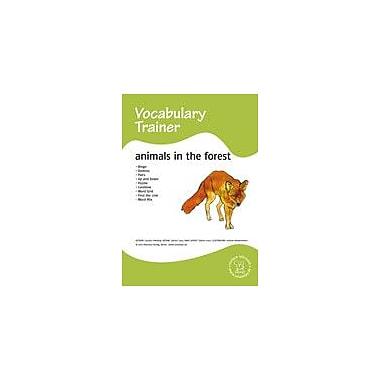 Miamaus Verlag Publishing English Vocabulary Trainer: Animals In the Forest Language Arts Workbook, Preschool - Grade 3 [eBook]