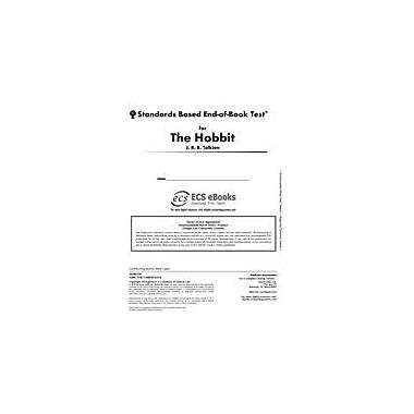 Novel Units Standards Based End-Of-Book Test for the Hobbit Language Arts Workbook, Grade 7 - Grade 8 [eBook]