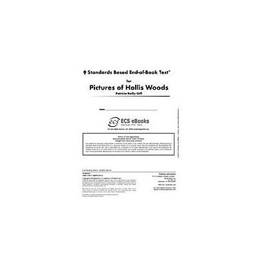Novel Units Standards Based End-Of-Book Test for Pictures of Hollis Woods Language Arts Workbook, Grade 5 - Grade 6 [eBook]