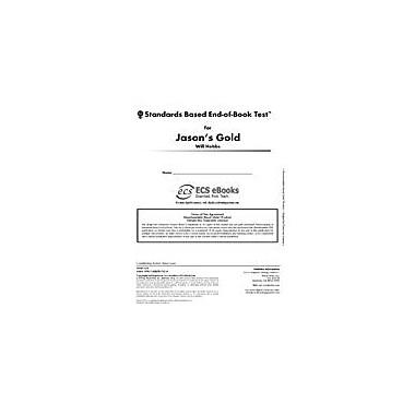 Novel Units Standards Based End-Of-Book Test for Jason's Gold Language Arts Workbook, Grade 5 - Grade 6 [eBook]